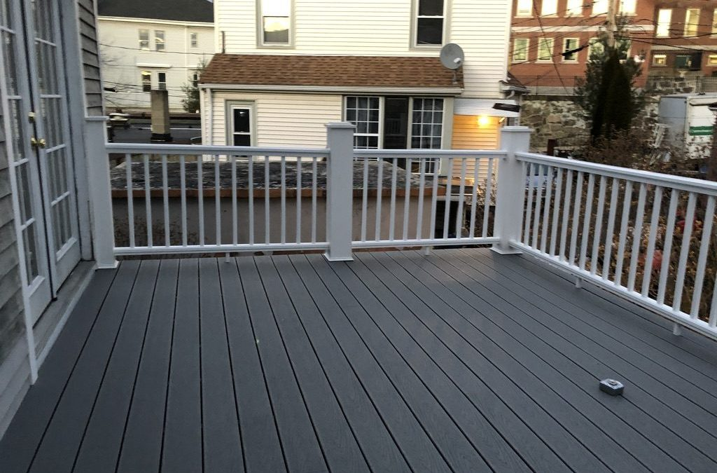 Residential Deck Remodeling